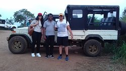 Safari tour @ Nishaku Lanka Holidays Tourism Provider !