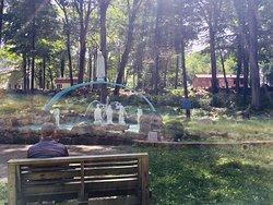Marian Shrine- the Fatima Shrine area