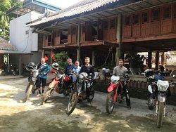 Thanks, Mr Hartmann and friends. [Northern Vietnam Offroad Motorbike Tour 7-day 🇻🇳] 🌏 Destinations: Hanoi > Thac Ba lake > Sapa > Bac Ha > Ha Giang > Dong Van > Ba Be lake. 👉Join us now: www.vietlongtravel.com
