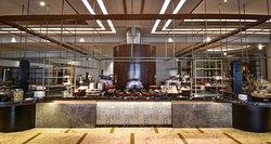 Sailendra Restaurant - JW Marriott Hotel Jakarta