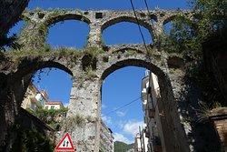 Medieval Aqueduct, Salerno