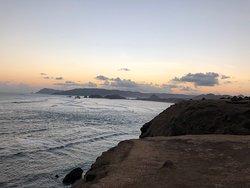 Sunset point yang sangat bagus