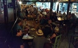 Music nights at McGintys are alway very popular