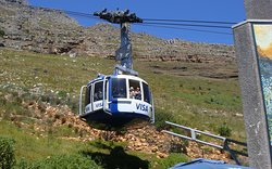 If you have never walked across the top of a mountain, then this is for you. The more energetic can climb via various routes, but the cableway makes it easy