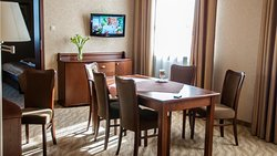 Komfortowy apartament w Hotelu Korona