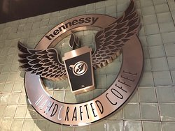 Hennessy Handcrafted Cafe
