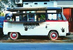 Gangsta Wrap Lombok