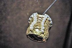 コルセット指輪