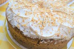 """Carrot Cake """"Mademoiselle"""""""