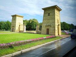 Egiptian Gates