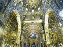 诺曼王宫和帕拉提那礼拜堂