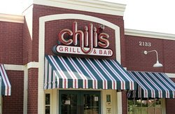 Take out dinner at Chili's