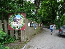 De ingang