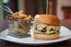 Dakota Beef Burger - Food Served Daily From 12pm