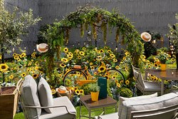 Le Joy - jardin