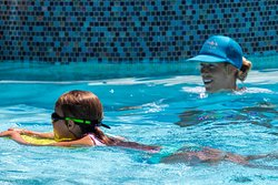 At Maui Float On Swim Lessons, we love to SWIM!