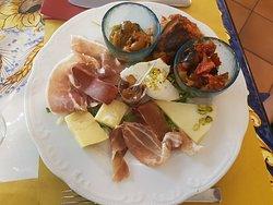 antipasto siciliano