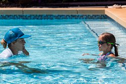Private Swim Lessons Maui West Side Lahaina