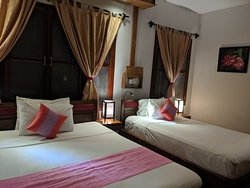 Wished we had stayed longer in this charming boutique hotel