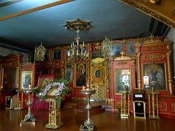 Holy Cross Cathedral, Irkutsk, Russia. So nice.