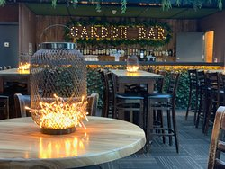 The Garden Bar Great  for Functions :)