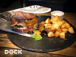 Dock Grill Rock