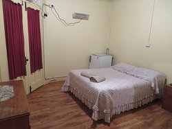 Ordinary Bed & Cold Room