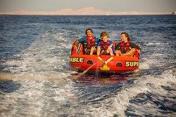 Fun Times at Sinai Blues Luxury Diving & Water Sports.