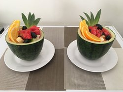 Fruit bucket