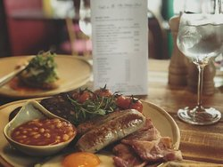 we are now serving brunch on Saturdays and Sundays starting from 10.30 till 12.00