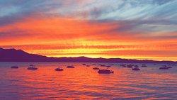 Amazing sunset!