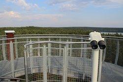 Labanoras Regional Park Observation Tower