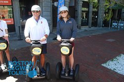 Visiting the #Boston to see the#Redsoxthis season? Join us on a#Segway#tour during your #family trip!😎www.bostonsegwaytours.net