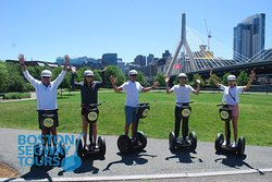 Rated #1 on #TripAdvisor out of 191 #tours in #Boston? Yeah, there's a reason for that 😃 Check out all our #reviews across the board 👍 then decide for yourself! www.bostonsegwaytours.net