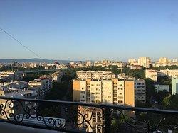 Sofia Panorama view