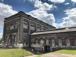 The Crossness Pumping Station
