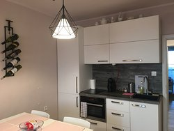 Kitchenette at Spicy Sofia Apartment