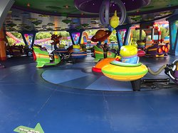 Toy Story Land Games