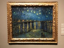 Starry Night (River Rhône)