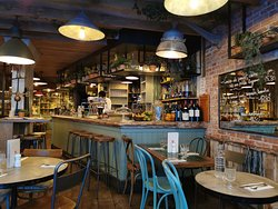 Cocorico restaurant in Paris