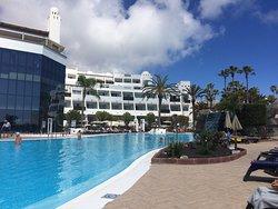H10 Timfaya Palace Hotel,Playa Blanca
