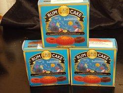 Yummy Rum Cake