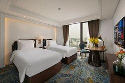 Room at Premier Hotel Vang Vieng