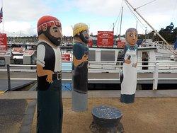 fisherman bollards ?