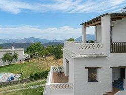 Terraza Suite y Habitación Panoramica