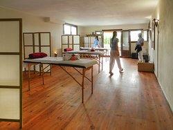 Sala Wellness - Carta amplia de masajes
