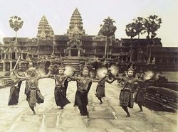Angkor wat on 1992 year ago 😙😙😙😙