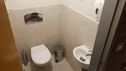 Zimmer mit separater Toilette