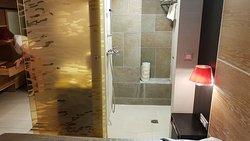 Dusche, barrierefrei