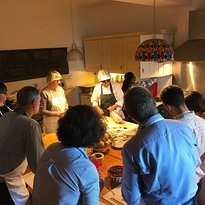 Villa Britannia Cooking Classes